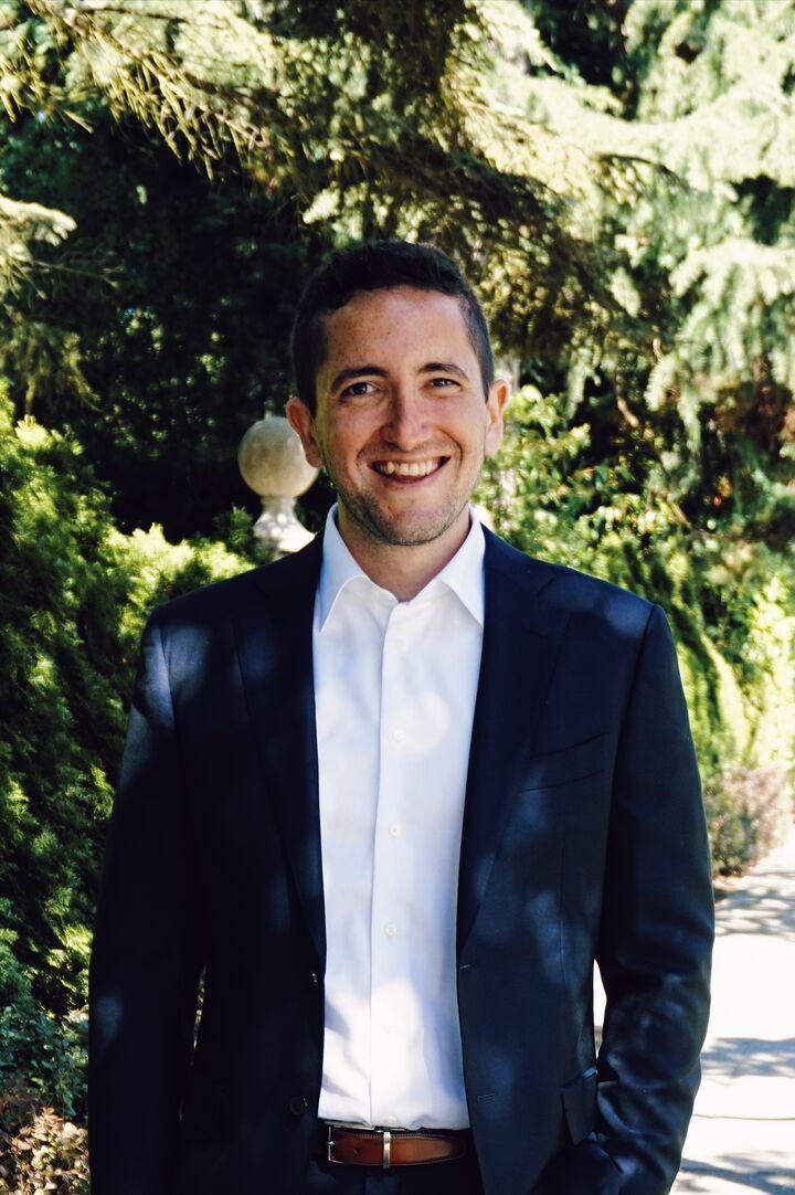 Danny Schmidt, Licensed Assistant to Russ Katz in Seattle, Windermere