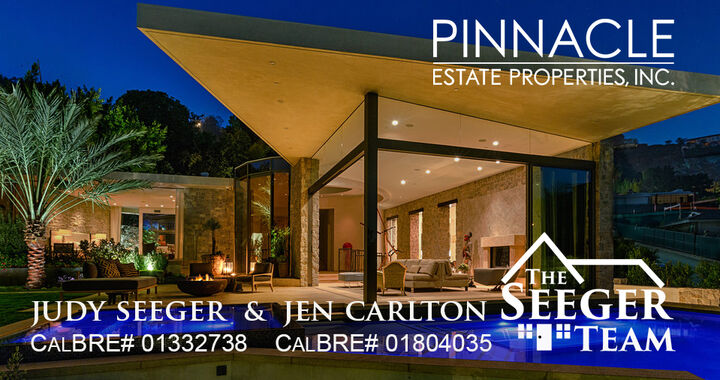 Judy Seeger,  in Westlake Village, Pinnacle Estate Properties